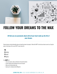 Follow Your Dreams To The Max ebook supplement - Lola Life & Fitness by Kate Slean [kateslean.com]