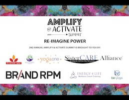 Amplify & Activate Summit Signage 2018